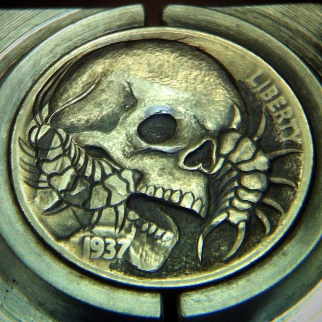 Skull_Centipede_Hobo_Nickel_5